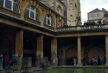 Bath-Oxford-London in May