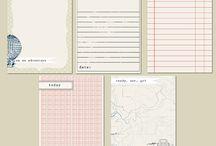 Printable - Planner