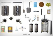 Home Brewing Necessities  / All things to do with making your own special brew.
