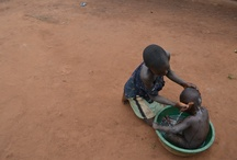 Daily life in Uganda