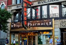 Old Pharmacies / Druggists / Chemists / History of pharmacy