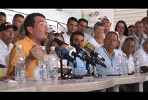 Rueda Prensa 6 de julio 2016 / Rueda de Prensa @MUDNuevaEsparta con Dip Henry Ramos Allup y Tomas Guanipa