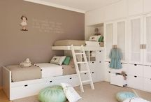 Small bedroom for two or more
