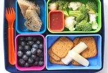 Nut Free School Lunch Box