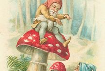 Gnomes / by Vickie Steele Bacon