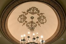 Ceiling Designs / The ceiling can transform space planning