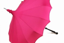 umbrellas / by Olivia van Hoogstraten