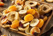 Kuru Meyve ve Sebzeler -Dry Fruits And Vegetables