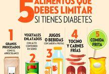 Consejos sobre Diabetes / Si eres diabético controla tu glucosa, aquí te decimos cómo lograrlo.