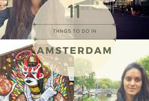 BLOG // TRAVEL PINS: THE NETHERLANDS / Pins from my travel blog Done That Been There with hotspots and tips relating to my home country, the Netherlands
