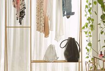Clothes Organized Every Day | ORGANIZE / Organize your clothes once a week, be ready in less time in the morning.