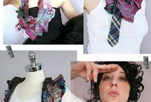 repurpose ties