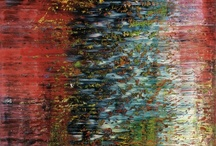 German Artists 20-21C:  Gerhard Richter, George Baselitz, Anselm Kiefer & Zero / Gerhard Richter (b1932) has simultaneously produced abstract and photorealistic painted works, as well as photographs and glass pieces. His art undermines the concept of the artist's obligation to maintain a single cohesive style. Georg Baselitz (1938) from East Germany is both Neo-Expressionist & postmodern. Anselm Kiefer (1945) is a painter & sculptor. The Zero Movement includes Otto Piene, Heinz Mack and a little later Günther Uecker.