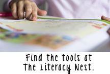 Homeschool reading and writing