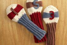 Crocheting Golf