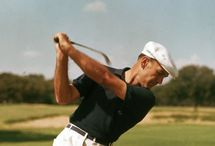 Golf Players in the past