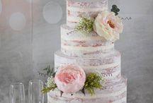 Faux/Fake Wedding Cakes