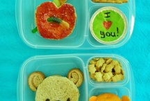 EAT: Packing the Lunches ... / by Karin Bergstrom