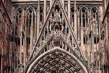 Cathedral Notre-Dame / Strasbourg