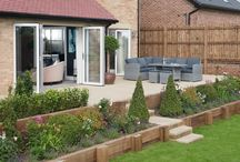 Garden / We endeavour to create a versatile garden perfect for the Great British summertime, and an ideal space to relax and unwind. Take a look at some of our customers  wonderful gardens, each reflecting their own personality and style!