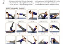 Pilates / Ideias e exercícios
