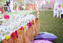Mary's birthday - fairy theme