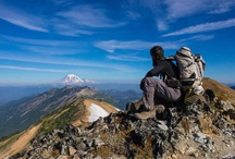 Long Trails / Pacific Coast Trail, Appalacian Trail, Continental Divide Trail and other long trails.