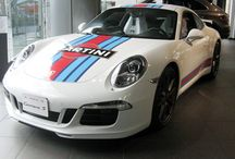 911 Carrera S Martini Racing Edition / www.kobe-porsche.jp
