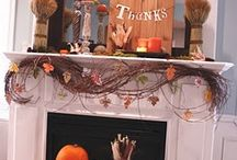 Fall crafts etc / by Kristina Waterbury