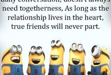 Minions / Like what he says