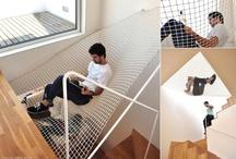 redes para habitación / Redes de seguridad y para echar una siestita también...¿Por qué no? :-)
