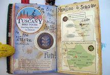 cestovní zápisník