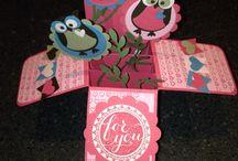 Card Ideas - Box Cards