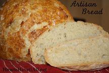 Bread / Bread recipes / by Susan Gillespie