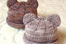 Baby knitting / Knitted baby clothes & accessories