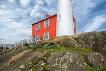 Lighthouse / by Melissa .