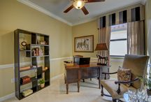 Lennar SE FL Home Offices / Home office designs used throughout our communities.  / by Lennar Miami