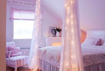 Mummies unicorn bedroom