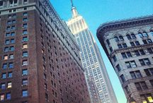 New York City / My side of the big apple