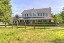 Owasso Homes / Quintessential Country Estate in Rogers County