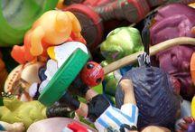 Ferias de Rosario / Para salir de compras, los paseos más típicos recorren numerosos puestos de artesanías, antigüedades y objetos decorativos a lo largo de las ferias que se van hilando sobre la costanera.