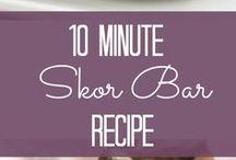 skor recipes