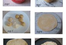 Indian rotis and breads