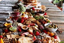 Food to Make   Snacks and Grazing