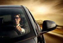 Фотосессия Мужчина с машиной