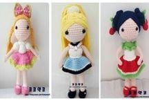 Amigurumi 손뜨개인형 / Amigurumi, crochet ,doll
