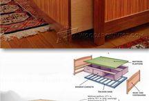 Кровать-хранение