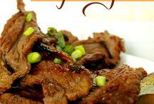Dinner - Beef