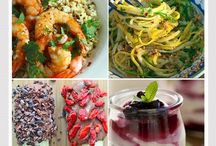 Yummy Healthy Recipes / by Annabelle Shiver