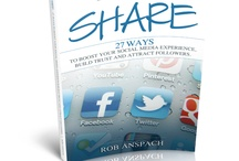 Fans of #Share27ways / SHARE -27 Ways To Boost Your Social Media Experience, Build Trust and Attract Followers